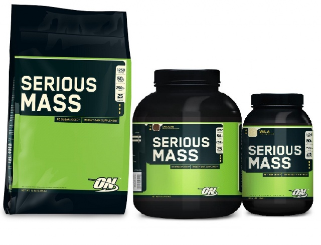 How to use serious mass